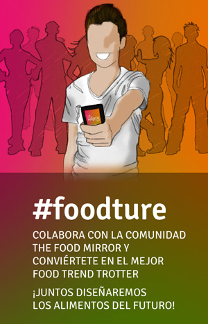The Food Mirror App!